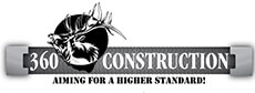 360 Construction LLC's Logo